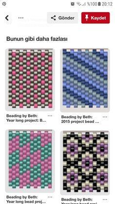 Peyote Beading Patterns, Loom Bracelet Patterns, Peyote Stitch Patterns, Bead Loom Bracelets, Loom Patterns, Loom Beading, Beadwork Designs, Beaded Jewelry Designs, Seed Beads