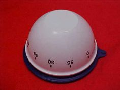 Tupperware-Kitchen-Cooking-Minute-Egg-Timer-Clock-Storage-Bowl-3
