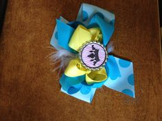 Charm City Chic Couture custom bow