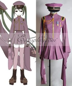 vocaloid cosplay costumes - Google Search