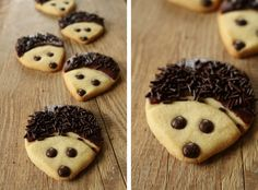 Thank you very much for your kind words about our Herbstli … – Nicewords Appetizers For Party, Appetizer Recipes, Bird Feeder Craft, Halloween Decorations For Kids, Cooking With Kids, Mini Cakes, No Bake Cake, Cookie Recipes, Healthy Snacks