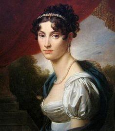 Princess Maria Kothubey.  Francois Gerard.