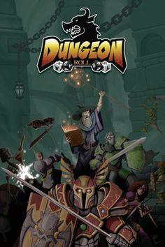 Dungeon Roll - A Dicey Dungeon Delve by Michael Mindes — Kickstarter