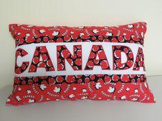 Canada Theme Pillow