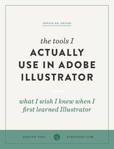 Do you struggle when designing for your own brand? Overwhelmed by the many tools in Adobe Illustrator? It's tough to admit where we fall short within our own brand, especially when recognizing these s