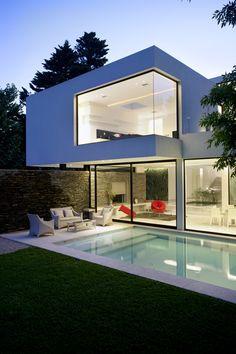 ARQA - Casa Carrara, Pilar, Prov. de Buenos Aires  #arquitectura  http://www.arqa.com/?p=349652