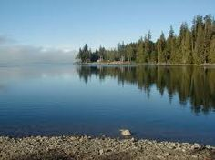 Lake Quinault...the most beautiful place <3