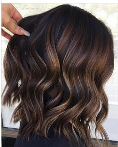 Fall Hair Color For Brunettes, Hair Color For Black Hair, Brown Hair Colors, Hair Colour, Hair Color Ideas For Brunettes Short, Brunette Color, Balayage Brunette, Balayage Long Hair, Fall Balayage