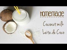 Leite de Coco | Homemade Coconut Milk