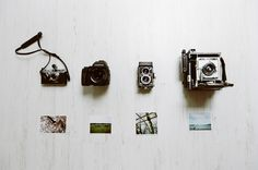"""""""To go digital would involve buying a new camera and spurning my perfectly functioning and previously loyal film cameras. That would feel like abandoning old friends""""  a guide to analog photography @Kinfolk Farm Magazine (kinfolk.com)"""