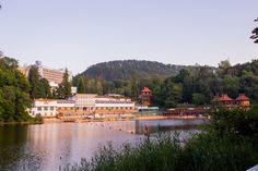 Medve-tó, Szováta / Lacul Ursu, Sovata / Bear Lake, Sovata Bear, Home, House, Ad Home, Homes, Bears, At Home, Houses