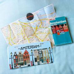 Besoin de prendre le large, pas forcément bien loin, un week-end à Amsterdam serait le bienvenu 🙋 @ebookers  @loiseaurose #ebookersxloiseaurose #amsterdam #holland #hollande #trip #travellover #voyage #travel #europe #ue #tulipe #map ##blog #blogvoyage