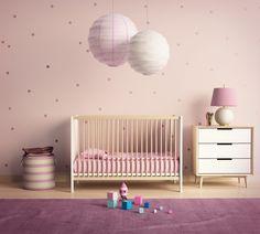 2090760f3c0 Ανακάλυψε ένα από τα 5 υπέροχα Χρώματα για να διακοσμήσεις το Βρεφικό  Δωμάτιο της πριγκίπισσας σου