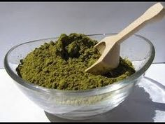 ▶ How To Make Henna Paste At Home, DIY, Easy Recipe For Henna - Mehendi For Hands - YouTube