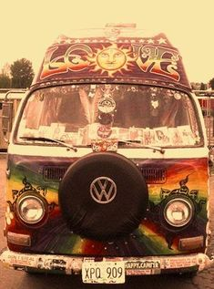 Tie-dyes, Volkswagen buses and bare feet became icons of the hippie counterculture movement in the 1960s. Since then, hippies have become as much a part of American iconography as pilgrims and cowboys.