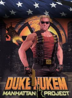 Duke Nukem: Manhattan Project (2002)