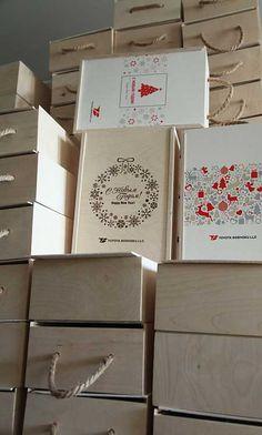Производство упаковки из дерева на заказ | пеналs для виниа, глинтвейна цветная печать или гравировка на крышке пенала
