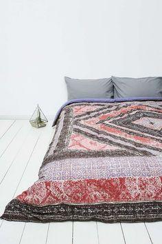 Worn Carpet Comforter