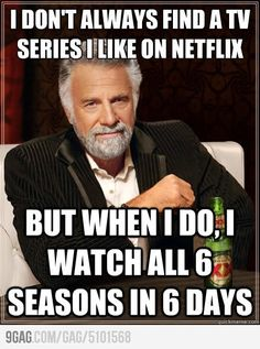 """This is so me...., actually, I sat & watched ALL of season 1 of """"Hell On Wheels""""..all 10 episodes.....it was a VERY unproductive day...but I have a new found love for Anson Mount.  ....♡♥♡♥♡..."""