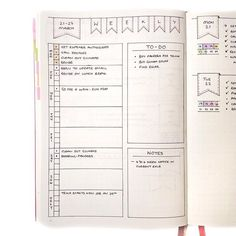 I decided to update my bullet journal layout to make it a little more 'me'. I'm really loving the simple weekly layout design and as the week goes on the…