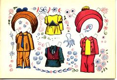 OLGA PEPI *  The International Paper Doll Society by Arielle Gabriel for all paper doll and paper toy lovers. Mattel, DIsney, Betsy McCall, etc. Join me at ArtrA, #QuanYin5  Linked In QuanYin5 YouTube QuanYin5!