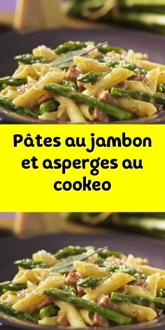 Source by marieelianerina One Pot Pasta, Cooking Chef, Asparagus, Green Beans, Diet Recipes, Crockpot, Vegetables, Desserts, Food