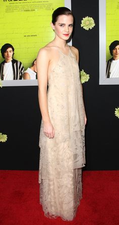 In 2012 at <i>The Perks of Being a Wallflower</i> premiere in Hollywood.