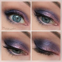 ! Makeuplove   Beauty Blog: Urban Decay Blogparade   Vice 4 Palette - Beat Down Fast Ball