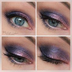 Im Zuge der Urban Decay Blogparade zeige ich euch die brandneue und limitierte Vice 4 Palette inklusive Augenmakeup!