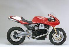moto guzzi mgs 01 corsa 2004 #bikes #motorbikes #motorcycles #motos #motocicletas