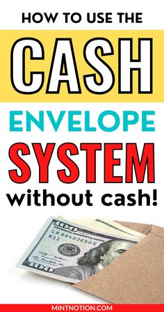 How to use the cash envelope system without cash. If you want to follow Dave Ramsey's cash envelopes without cash, check out these budget tips to help you get started. Includes common cash envelope categories and free cash envelope printables. If you don't want to worry about carrying cash in your wallet, the cashless envelope system can be a great way to save money. Frugal Living Tips, Frugal Tips, Ways To Save Money, Money Saving Tips, Life On A Budget, Debt Free Living, Cash Envelope System, Paying Off Student Loans, Cash Envelopes