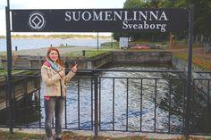 Arriving on #Suomenlinna