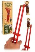Wooden Monkey Trapeze Toy Classic