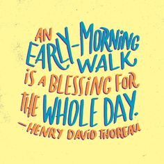 Early-Morning Walk by Josh LaFayette