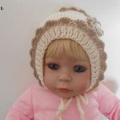 Un grand marché - Vendez, achetez des créations fait main et 100%  françaises. bonnet bébé ... 15986a41d38