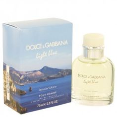 Light Blue Discover Vulcano by Dolce & Gabbana|Raw Beauty Studio