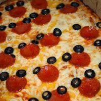 Pizza Mickey easy to do.