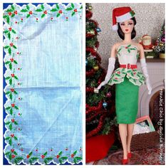 Happy Holly Days by HankieChic. Save 10% off any Hankie Chic order with coupon code Sale4U