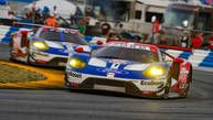 Gearbox issues dog Ford GT in debut at Rolex 24 at Daytona