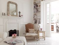 French white living