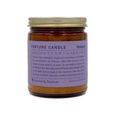 Fortune Candle — Visionary