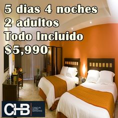 Our great deal for Cancun!