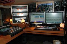 home studio room