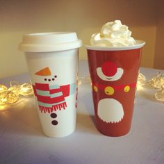 Costa Coffee Christmas