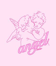 Angel T Shirt - Adult Unisex Size Tag a friend who would love this! aesthetic drawing Angel T Shirt - Adult Unisex Size Bedroom Wall Collage, Photo Wall Collage, Picture Wall, Aesthetic Pastel Wallpaper, Pink Wallpaper, Aesthetic Wallpapers, Angel Wallpaper, Aesthetic Backgrounds, Angel Aesthetic