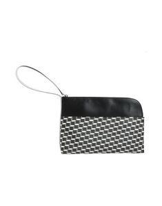 PIERRE HARDY Handbag. #pierrehardy #bags #leather #hand bags Black Handbags, Leather Handbags, Pierre Hardy, World Of Fashion, Luxury Branding, Hand Bags, Pattern, Black Purses, Leather Totes