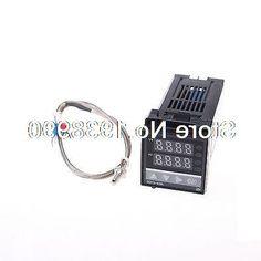 34.42$  Watch here - https://alitems.com/g/1e8d114494b01f4c715516525dc3e8/?i=5&ulp=https%3A%2F%2Fwww.aliexpress.com%2Fitem%2F2-Set-PID-Digital-Temperature-Control-Controller-Thermocouple-0-to-400-C-with-K%2F32526513188.html - 2 Set PID Digital Temperature Control Controller Thermocouple 0 to 400 C with K