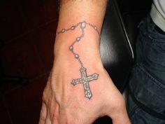 Rosary Beads Tattoo   http://4.bp.blogspot.com/_wnXTZWQh1FY/TCnlmEGUGpI/AAAAAAAAAqo ...