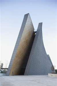 Modern church