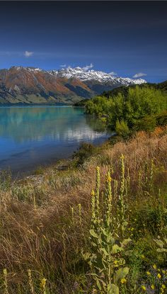 Glenorchy Lake Wakatipu - NZ